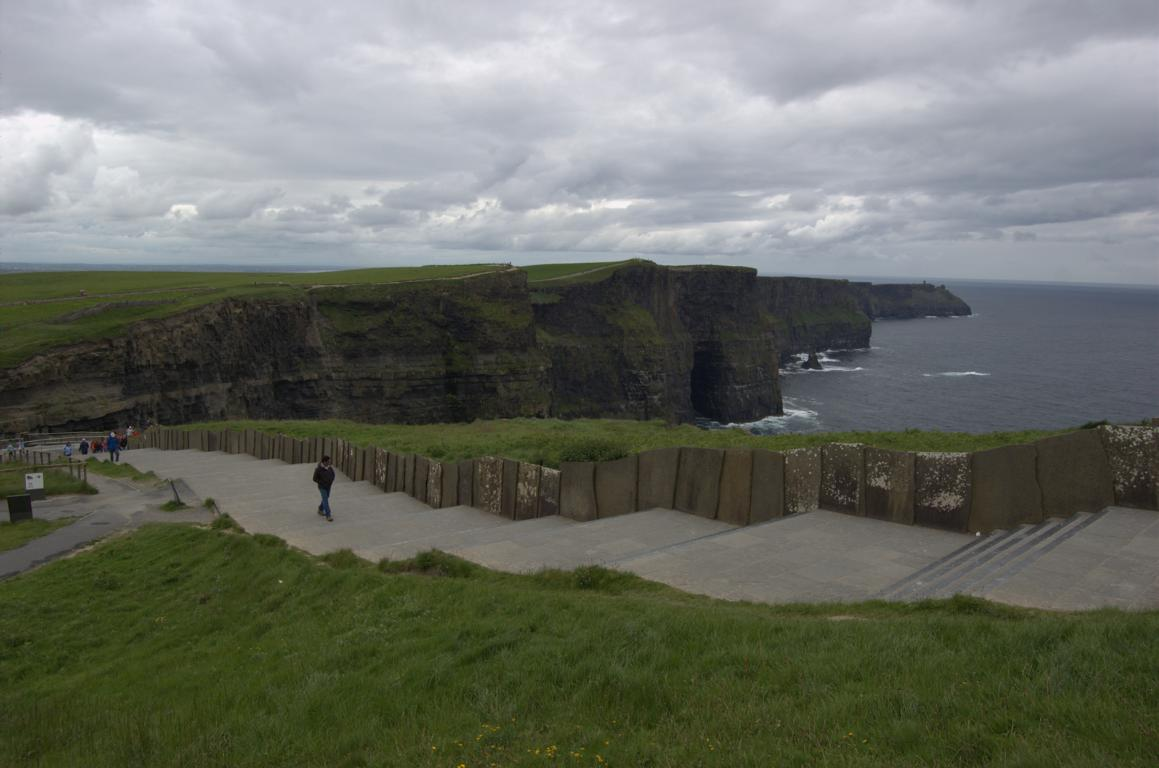 Die Cliffs of Moher
