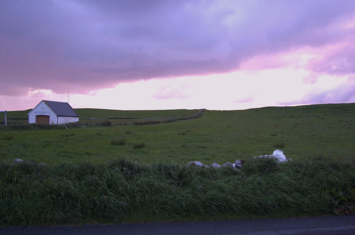 Abendstimmung in Doolin