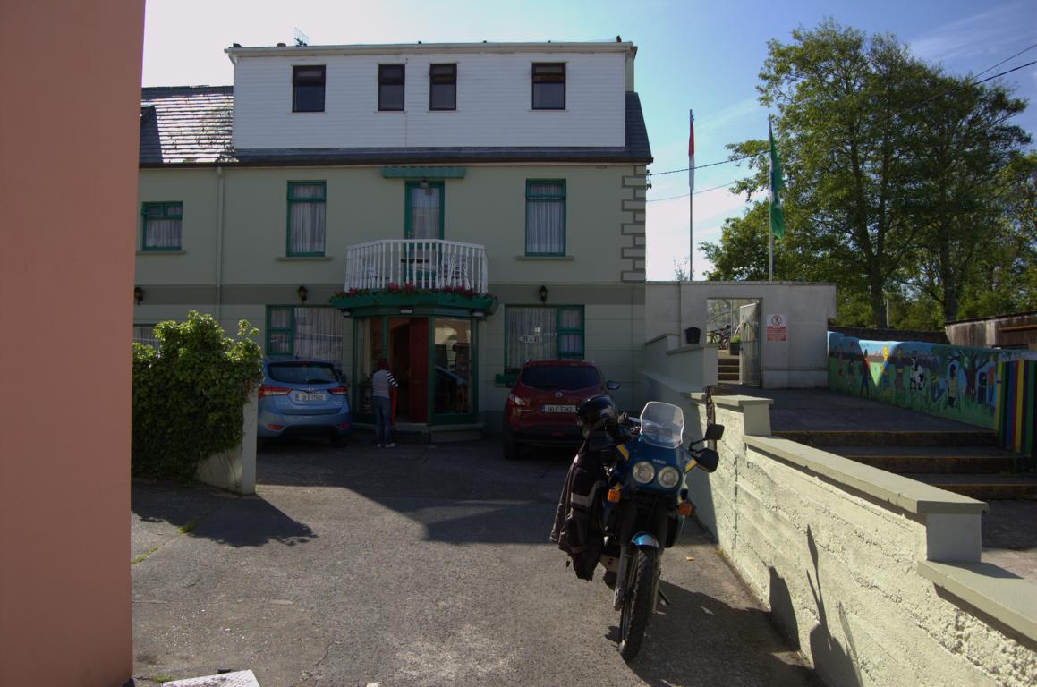 'Russell's B&B' in Dingle