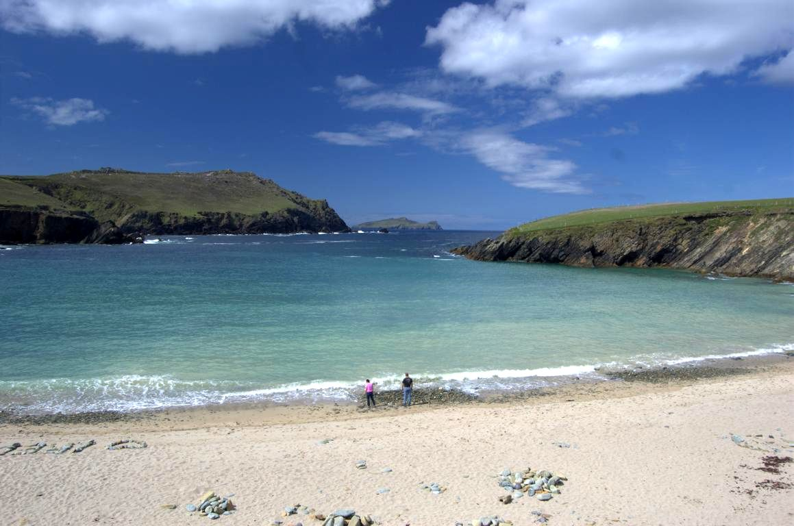 Strand am Slea Head