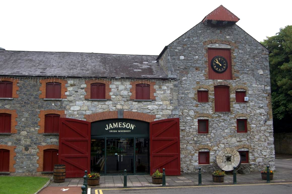 Museum und Shop der Irish Distillers Limited