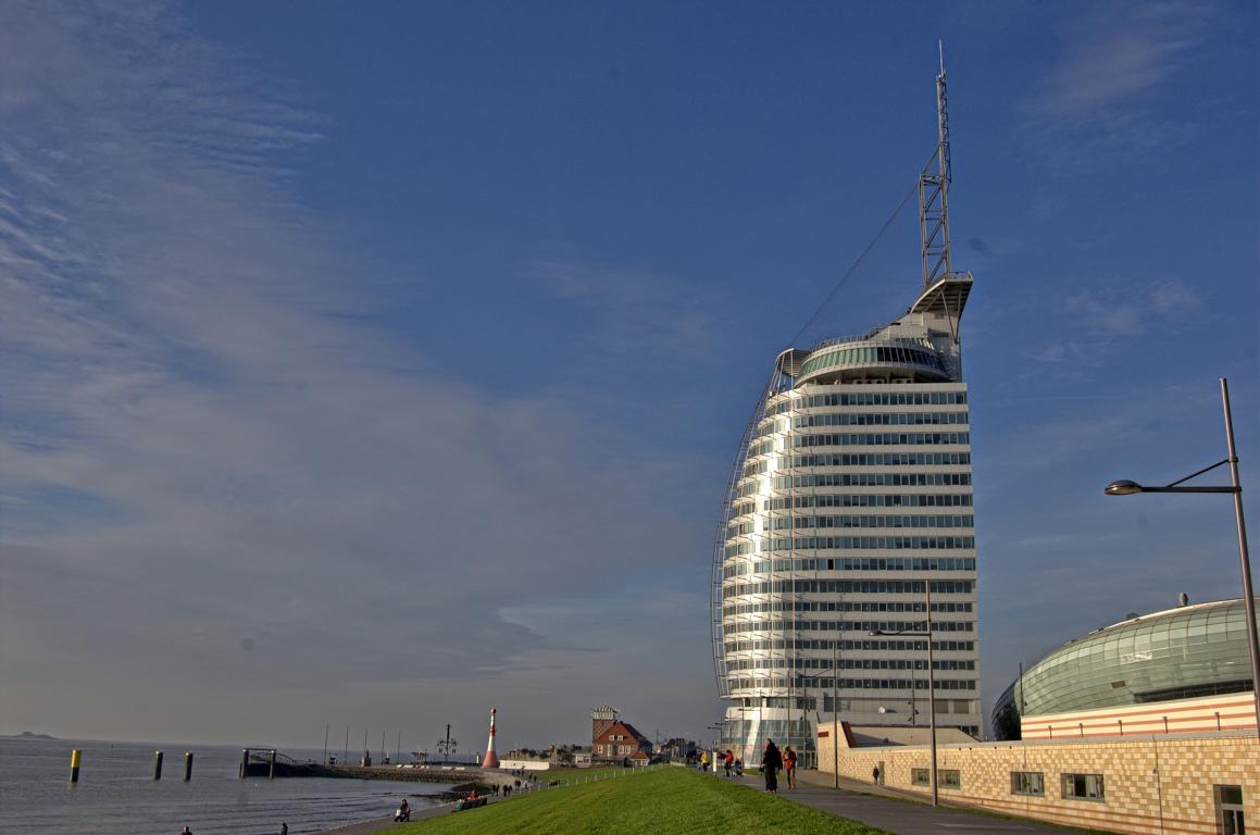 Bremerhaven Atlantic Hotel Sail City